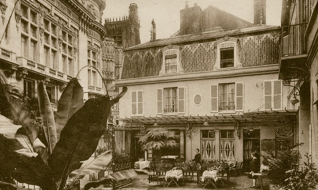 champigny sur yonne et senonais ouverte en 1796 l auberge de la ville de paris deviendra l. Black Bedroom Furniture Sets. Home Design Ideas